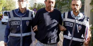 Eşini ve kızını öldüren adam yakalandı