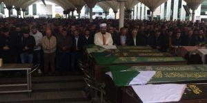 Dağcı Cansu Nur Özkalp gözyaşlarıyla uğurlandı