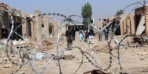 Afganistan'da askeri üsse saldırı: 41 ölü