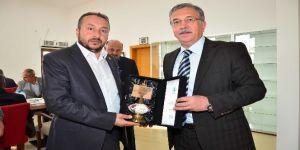 Başkan Çetin'den muhtarlara mesaj