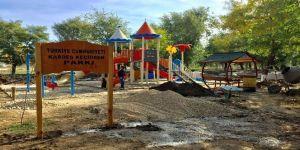 Kardeş Keçiören Parkı en çok çocukları mutlu etti