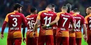 Galatasaray, deplasmanda yenilmiyor