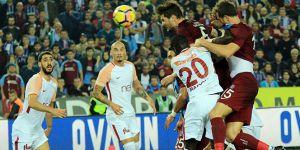 Aslan Trabzon'da ağır yaralı