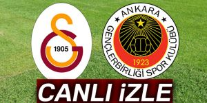 Galatasaray Gençlerbirliği şifresiz ne zaman