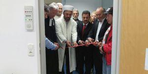 Alman hastanesinde mescit açıldı