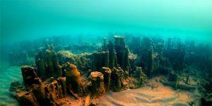 Dünyanın en büyüğü Van Gölü'nde
