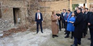 Vali Topaca: Çandarlı İbrahim Paşa Hamamı Ankara'ya kazandırılmalı
