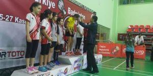 Badminton'da Ankara rüzgarı