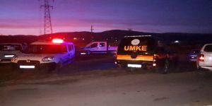 Ankara'da göçük! 2 işçi ağır yaralı