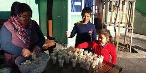 İlkokulda Yerli Malı Haftası kutlaması