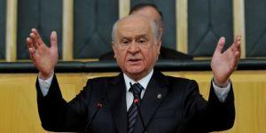 MHP Genel Başkanı Bahçeli'den Yılmaz'a taziye