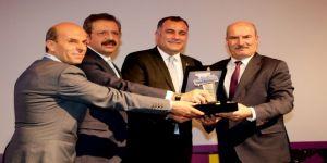 Ankara'ya değer katanlar 2017 Ödülü Kuğulu Park'a geldi