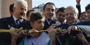 Aziz Yıldırım Konya'da pota açılışı yaptı