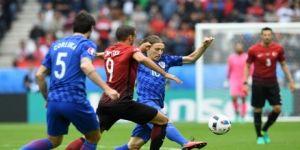Türkiye 0-1 Hırvatistan - Geniş maç özeti
