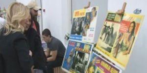 Türk Sineması'nın 101'inci yılında 'Yeşilçam' sergisi