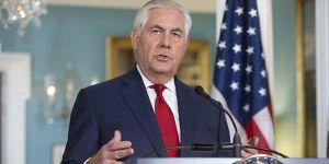 Tillerson'dan açıklama