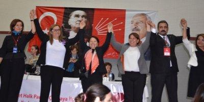 Çankayalı kadınların CHP'ye olan ilgisi büyük