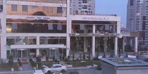 Ankara'daki Vergi Dairesi patlaması olayında bir terörist ölü ele geçirildi