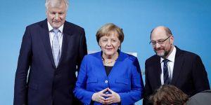 Merkel amacına ulaştı