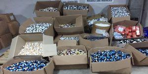 Ankara Emniyeti kaçak ilaç satan şebekeyi çökertti