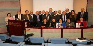 Otolojide Kış Toplantısı Ankara'da gerçekleşti