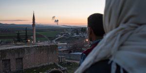 Esad güçleri Afrin'e giriyor