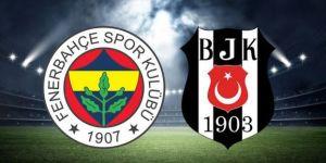 Beşiktaş Fenerbahçe saat kaçta, ne zaman, hangi kanalda