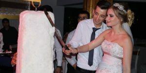 Alman geline Türk düğünü