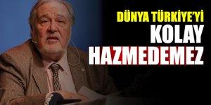 İlber Ortaylı: Dünya Türkiye'yi kolay hazmedemez