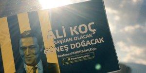 Fenerbahçelilerden Ali Koç'a destek geldi