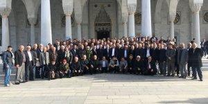 Dualar Afrin şehitleri için yükseldi