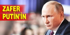 Zafer Putin'in