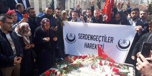 Muhsin Yazıcıoğlu mezarı başında anıldı