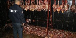 Kaçak tavuk kesimhanesine operasyon! Vatandaş ucuz kurtuldu!