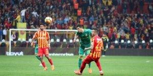 Kayseri'de Fenerbahçe fark attı