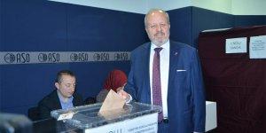Nurettin Özdebir yeniden ASO Başkanı