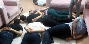 Adana'da FETÖ hücre evine operasyon Fetullah Gülen'in 'bahçıvan'ı yakalandı