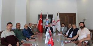 ATO 50. Komitenin yeni başkanı Erkoç'dan birlik mesajı