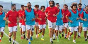 Kırşehirspor'da hazırlıklar sürüyor