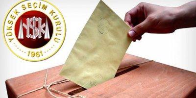 YSK Başkanı'ndan flaş seçim takvimi açıklaması