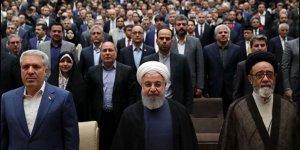 """Ruhani'den ABD'ye """"hırsızlık"""" suçlaması"""