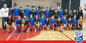 23 Nisan Basketbol Turnuvasında Büyük Kolej Şampiyon