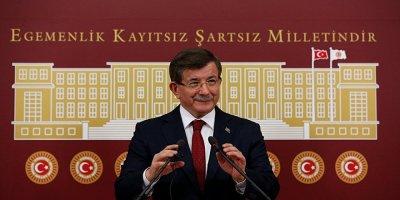 Ahmet Davutoğlu:Milletvekili adayı olmayacağım