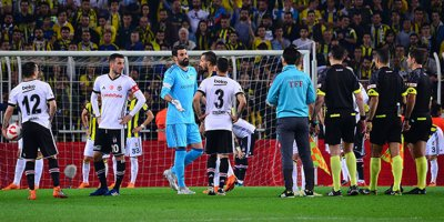 Beşiktaş'dan flaş Fenerbahçe kararını KAP'a bildirdi