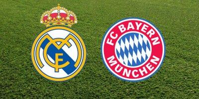 Real Madrid Bayern Münih maçı ne zaman saat kaçta?