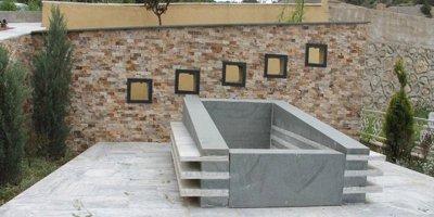 Ünlü oyuncu 35 bin liraya kendine mezar yaptırdı