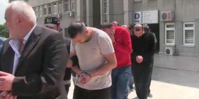 Ankara'da iş adamı görünümlü çete çökertildi