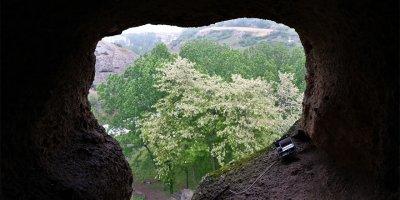 Dünyanın gözü Tekkeköy Mağaraları'nda