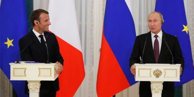 Putin ve Macron nükleer anlaşmayı görüştü