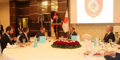 Ankara Valisi Ercan Topaca:Ülke olarak çok büyük bir mücadele içerisindeyiz